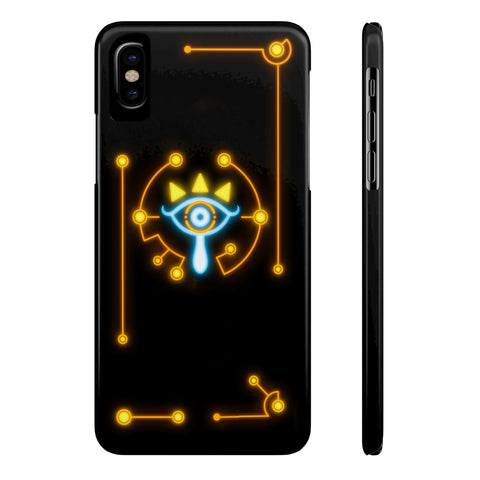 iPhone X zelda phone case