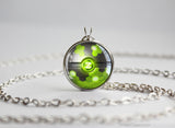 Pokemon Zygarde Pokeball Pendant Necklace