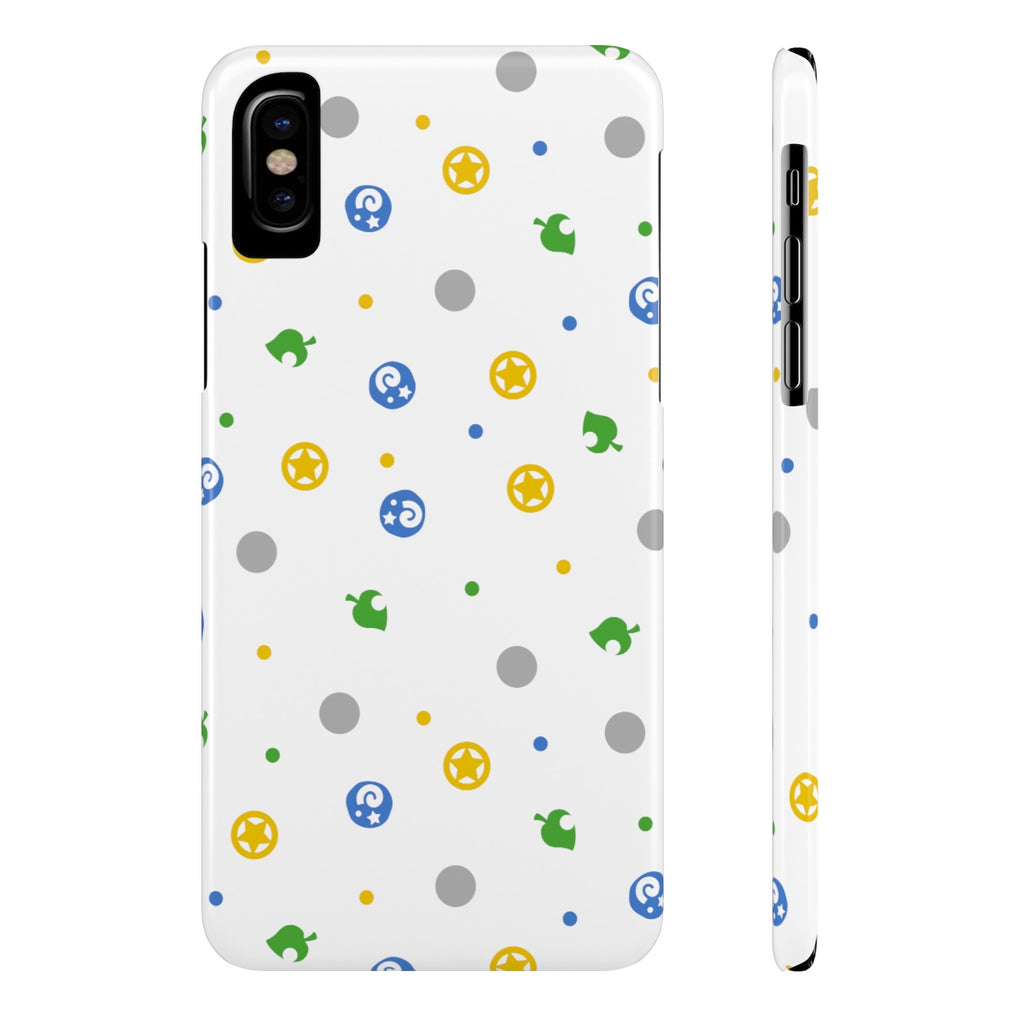 Animal Crossing Pocket Camp phone case