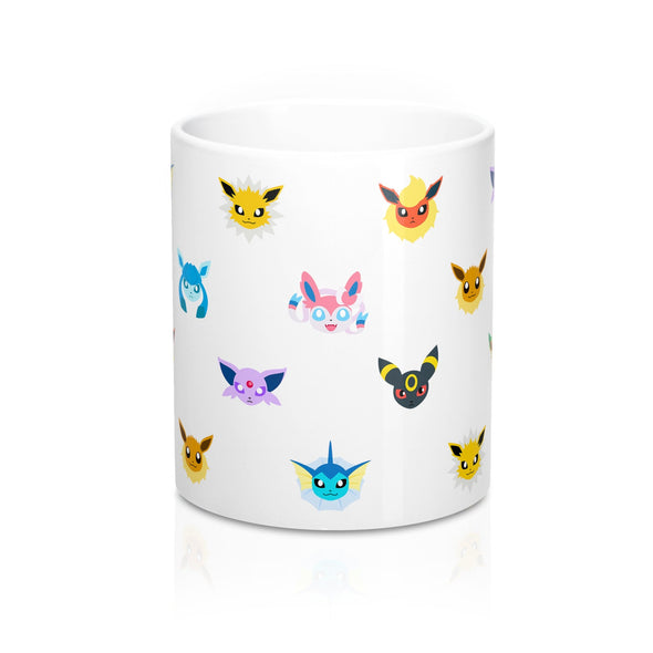 Eeveelution Mug