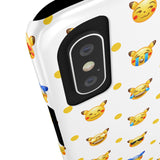 Pokemon Phone Case Pikachu Emoji