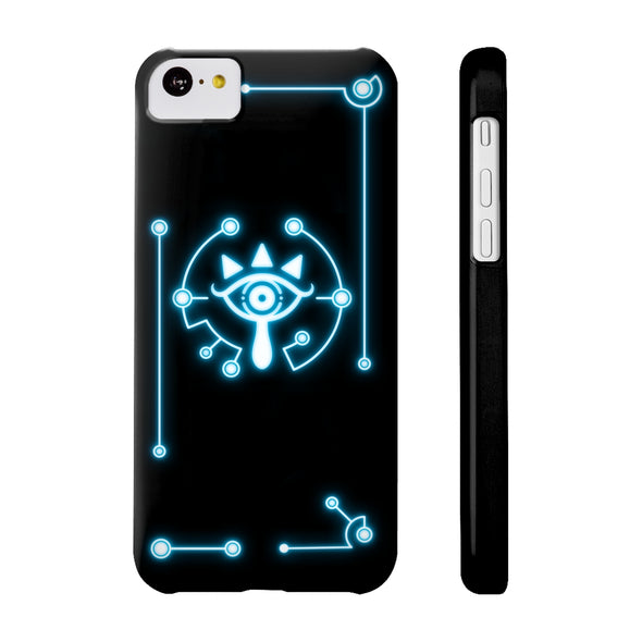 zelda sheikah eye iPhone 5C case