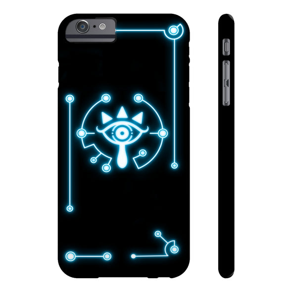 zelda sheikah eye iPhone 6 plus case
