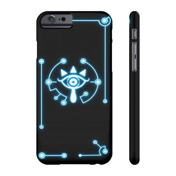 zelda sheikah eye iPhone 6 case
