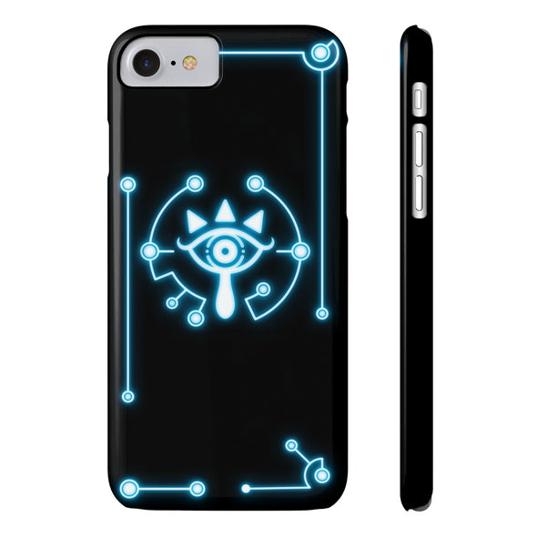 zelda sheikah eye iPhone 7 case