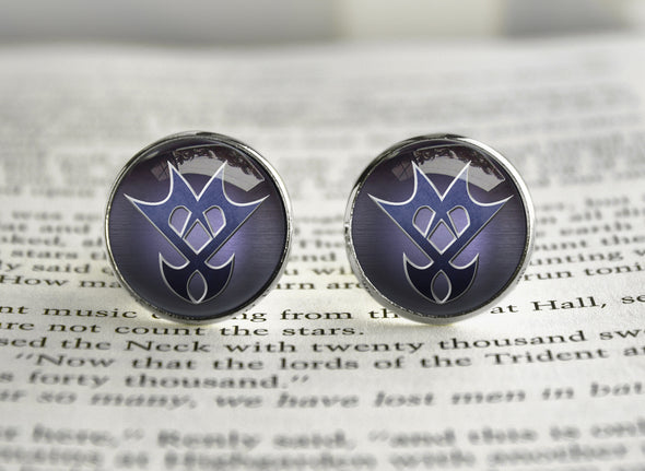Kingdom Hearts KH Cufflinks Unversed