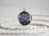 Kingdom Hearts KH Pendant Necklace Unversed