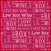 'I Love Box Wine' Lounge Pants