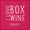 'I Love Box Wine' Lounge Shirt