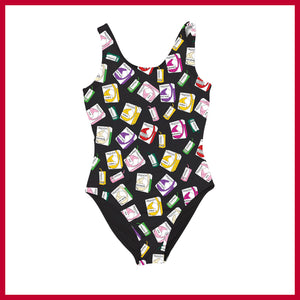 Franzia One Piece Swimsuit