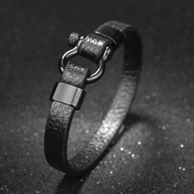 Load image into Gallery viewer, Leather Man Band