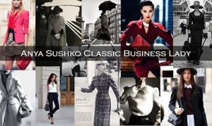 Anya Susko Classic Business Lady