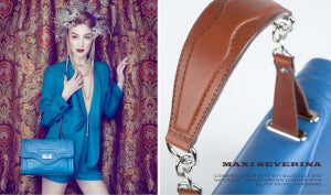 Severina in Maxi Blue