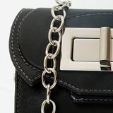 Anya Sushko Simona Small Shoulder Bag with Chain detail