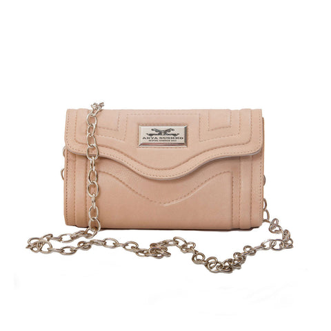 Luxury Severina Cream Handbag