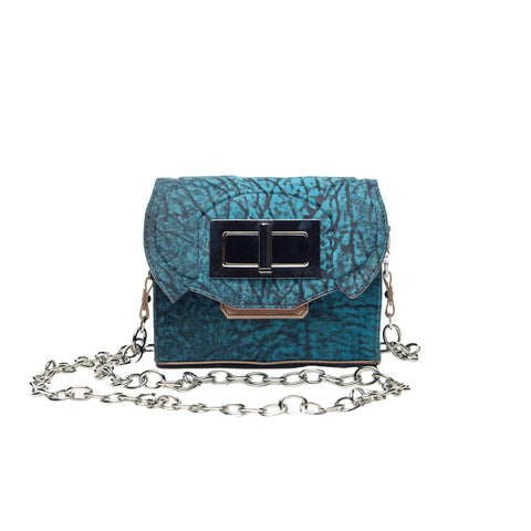 Luxury Simona Small Shoulder Bag with Chain