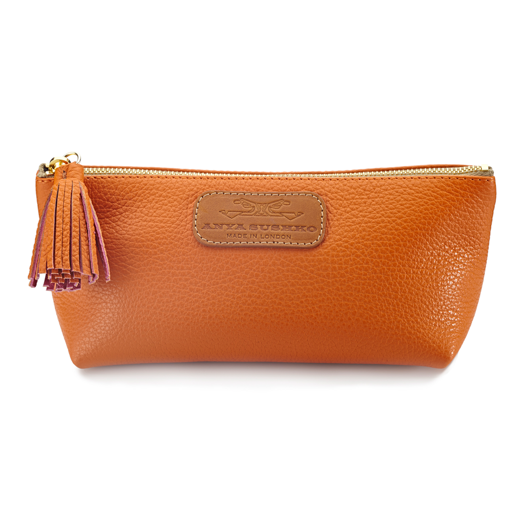 Orange MakeUp Case