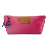 Cosmetic Case in Passion Pink