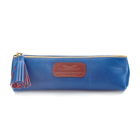 Berry Pencil Case in Sky Blue