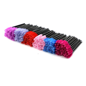 Disposable Mascara Brushes (50 or 100 count)