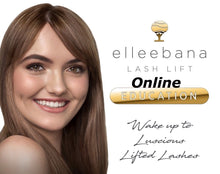 Load image into Gallery viewer, Elleebana Lash Lift Training - Online Course