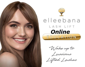 Elleebana Lash Lift Training - Online Course