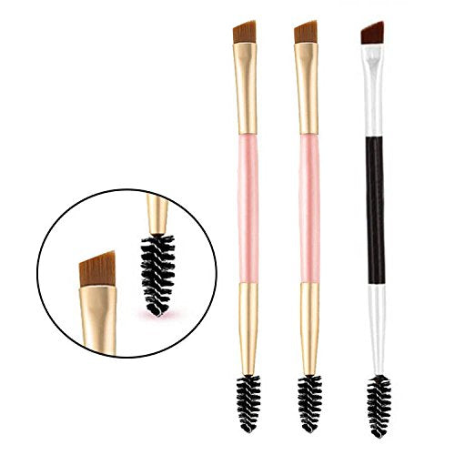 Spoolie Brushes for Brows - Set of 3