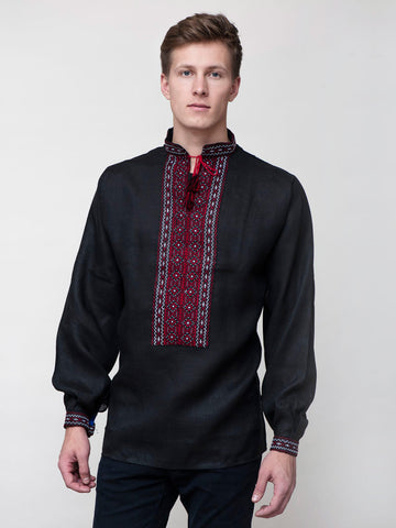 Embroidered men's B12