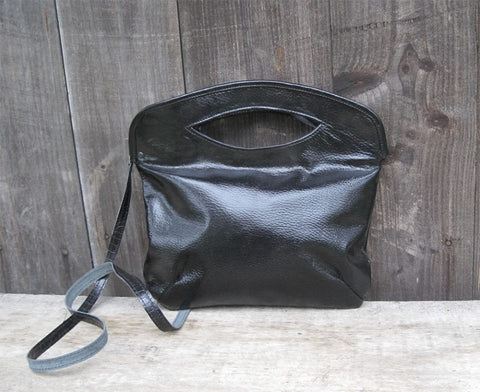Black Griffon purse