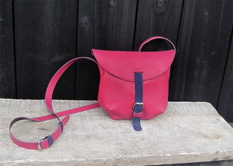 Pink Pumpkin purse