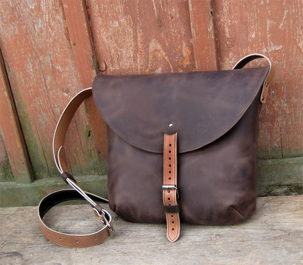 Mocha Pumpkin purse