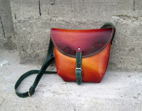 Small Pumpkin purse