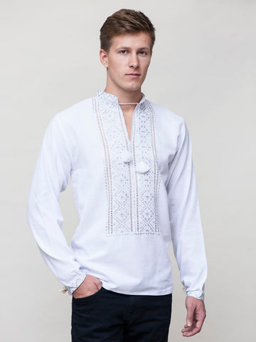 Embroidered men's E50