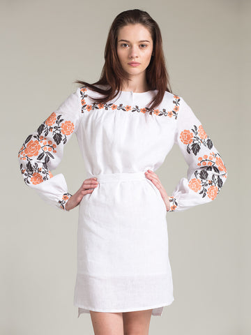 Embroidered dress MD10/2