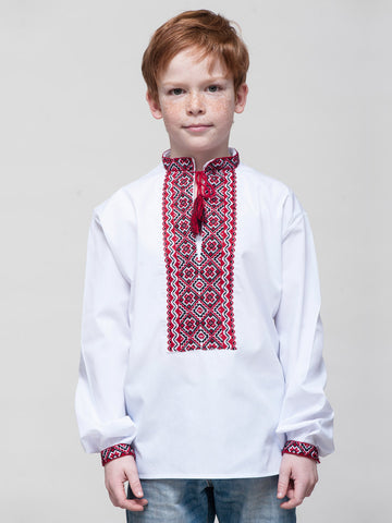 Embroidered boy's K8