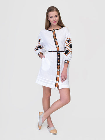 Embroidered dress MD19/2
