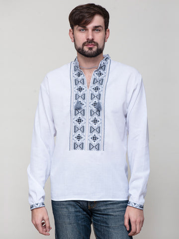 Embroidered men's E69
