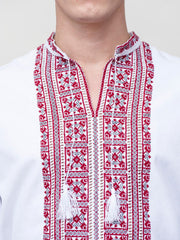 Embroidered men's E71