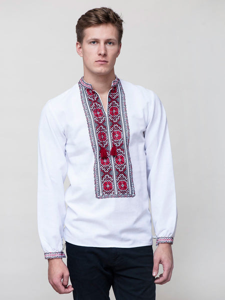 Embroidered men's E78