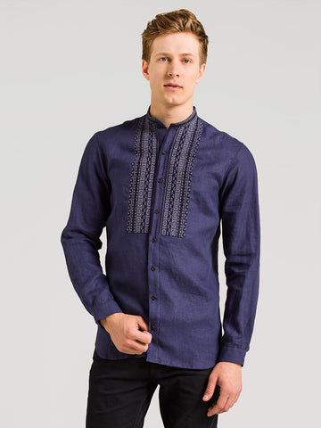 Embroidered men's ED6