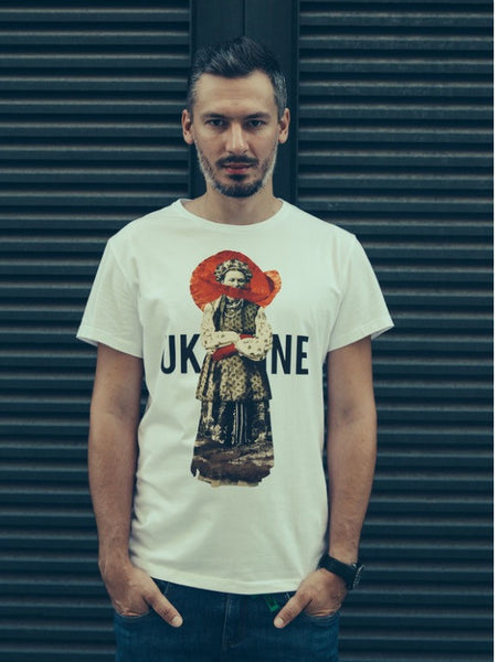 "T-Shirt ""Poppy Ukraine"" for men"
