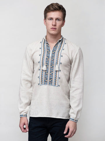 Embroidered men's E48
