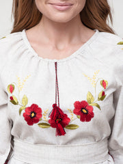 HM Embroidered dress M17