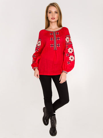 Embroidered blouse ES11/1