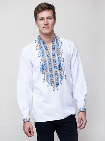 Embroidered men's E51