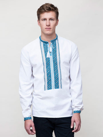Embroidered men's E58