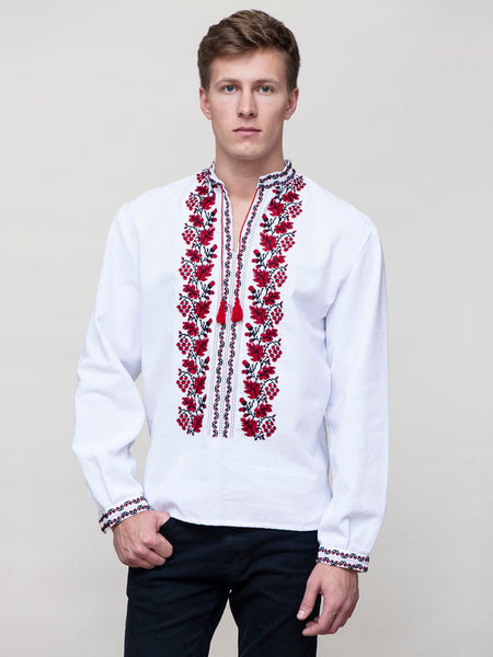 Embroidered men's E62