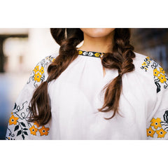Chernihiv Embroidered blouse