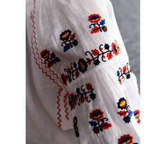 Poltava Embroidered blouse
