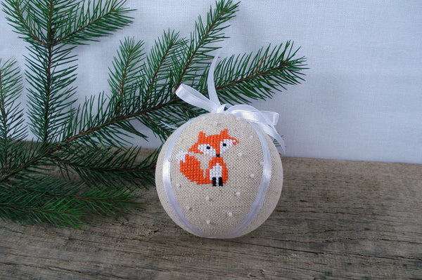 Tree ornament Fox